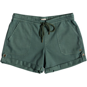 Roxy Arecibo Shorts Women Duck Green